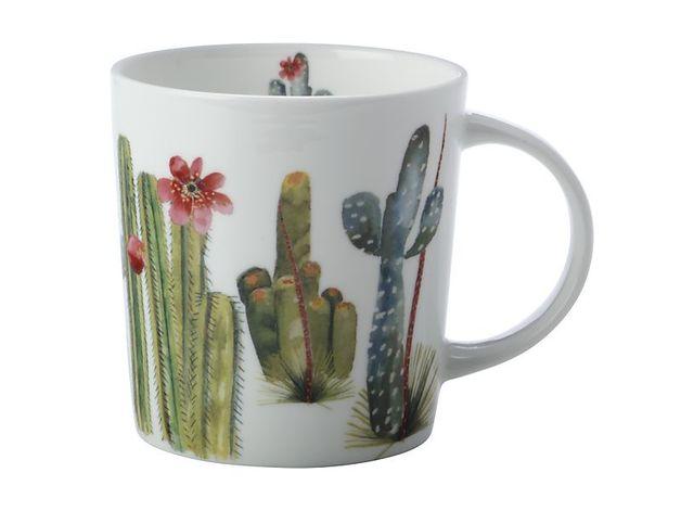 Maxwell & Williams: Royal Botanic Garden Arid Garden Mug - Saguaro (300ml)