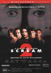 Scream 2 on DVD