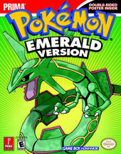 Pokemon Emerald - Prima Official Guide for Game Boy Advance