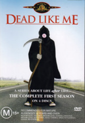 Dead Like Me - Complete Season 1 (4 Disc Set) on DVD