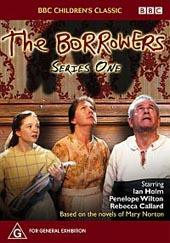 Borrowers, The - Series 1 on DVD