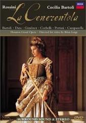 Rossini - La Cenerentola / Bartoli, Campanella on DVD