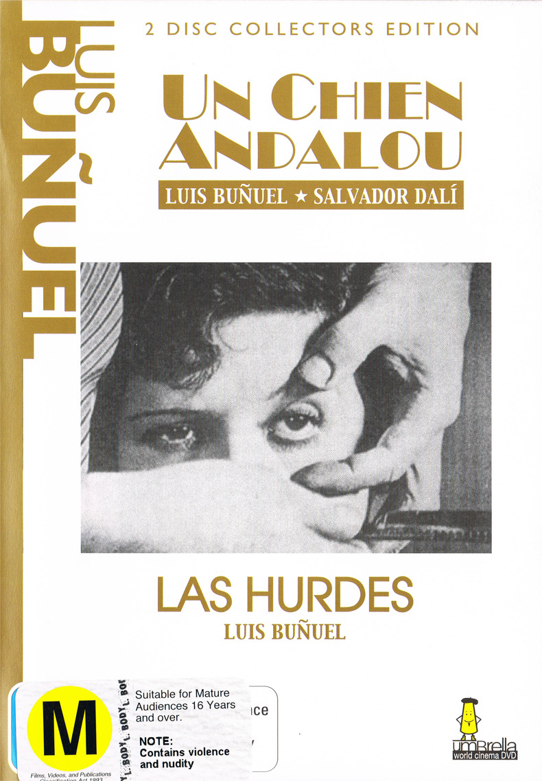 Un Chien Andalou on DVD image