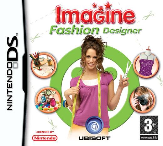 Imagine Fashion Designer for Nintendo DS