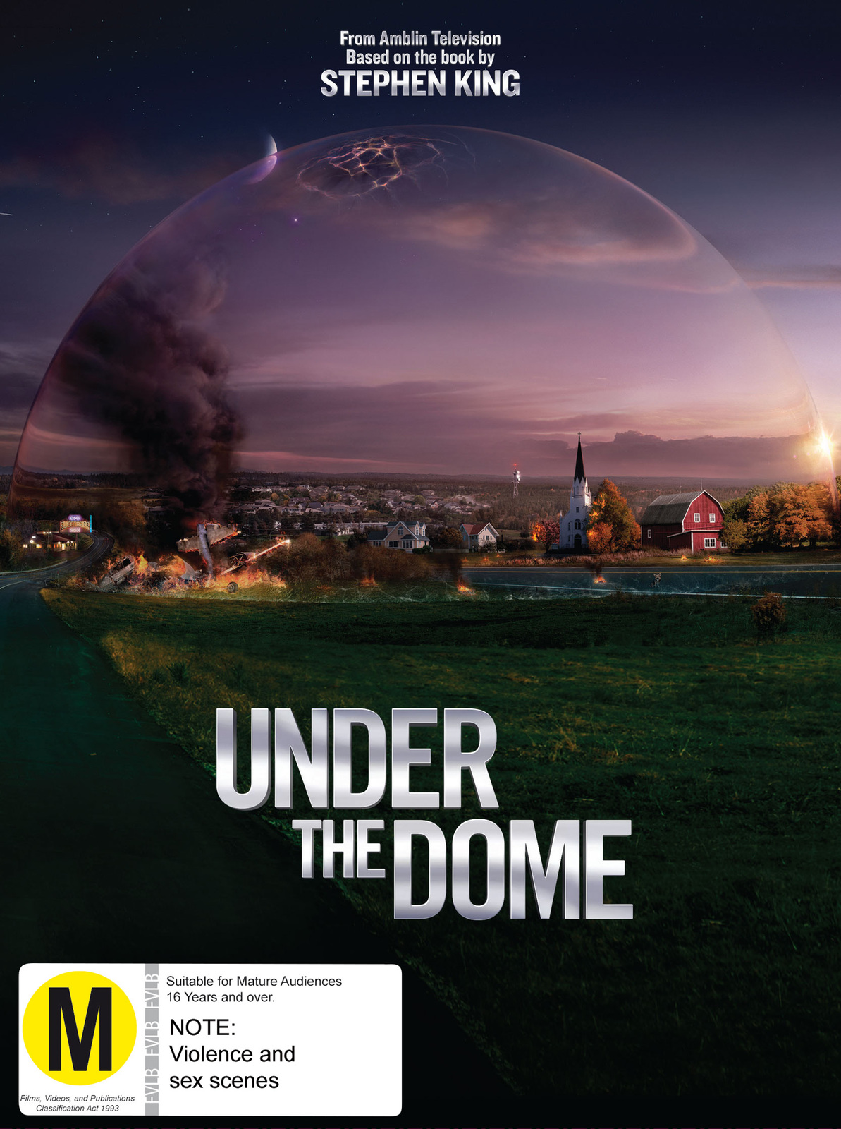 Under the Dome on DVD image