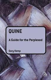Quine by Gary Kemp