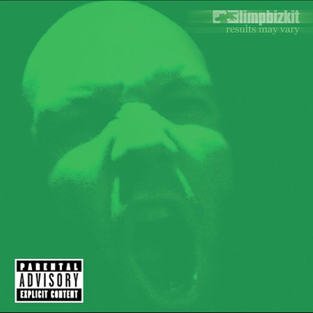 Results May Vary [Explicit Lyrics] by Limp Bizkit image