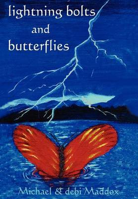Lightning Bolts & Butterflies by Michael Maddox image