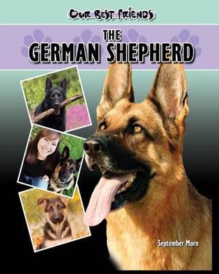 German Shepherd by September B Morn