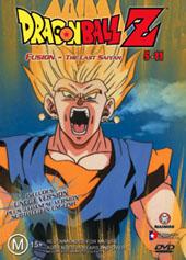Dragon Ball Z 5.11 - Fusion - The Last Saiyan on DVD