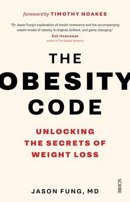 The Obesity Code by Jason Fung image