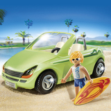 Playmobil: Surfer with Convertible Car