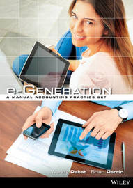 Egeneration - a Manual Practice Set by Wendy Pabst