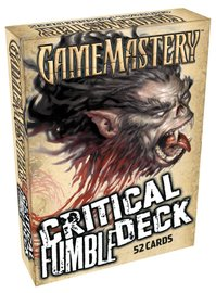 Critical Fumble Deck by Paizo Staff