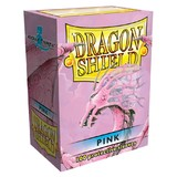 Dragon Shield Pink Card Sleeves