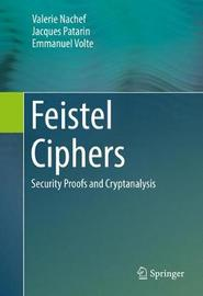 Feistel Ciphers by Valerie Nachef image