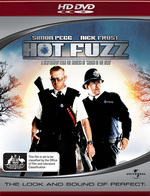 Hot Fuzz on HD DVD