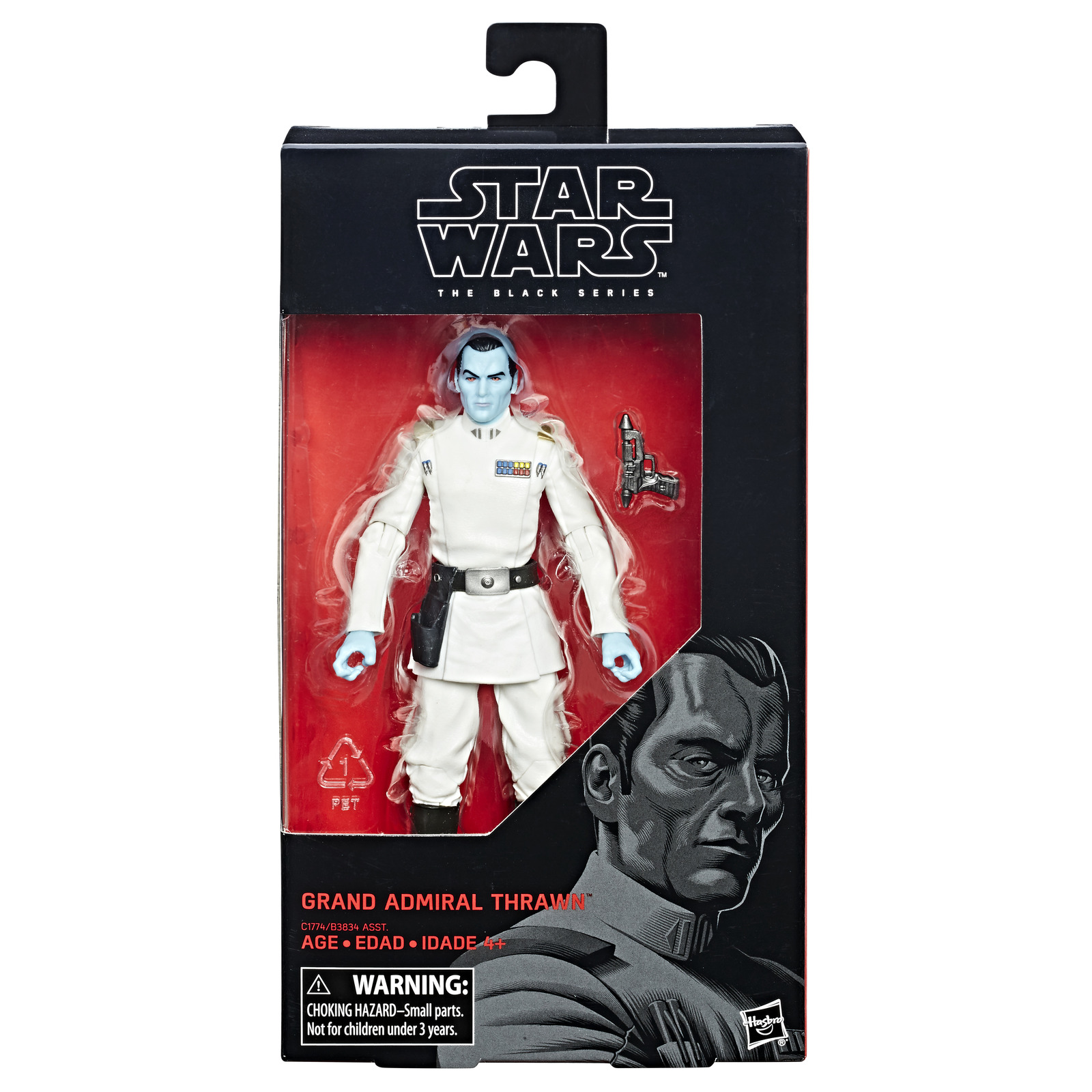 Star Wars: The Black Series - Grand Admiral Thrawn image