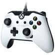 PDP Wired Controller for Xbox One - White for Xbox One