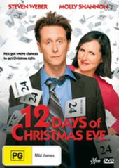 12 Days Of Christmas Eve on DVD