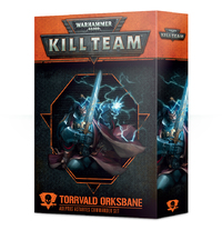 Warhammer 40,000: Kill Team Commander: Torrvald Orksbane
