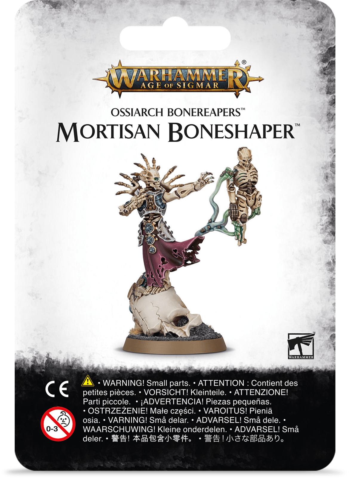 Warhammer Age of Sigmar: Ossiarch Bonereapers Mortisan Boneshaper image
