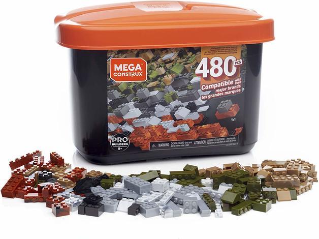 Mega Construx: Probuilder Tub Set - 480pcs