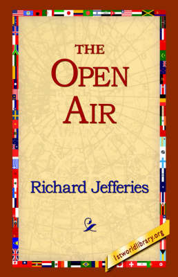 The Open Air by Richard Jefferies image