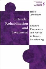 Offender Rehabilitation and Treatment image