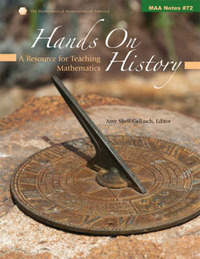 Hands on History by Amy Shell-Gellasch image