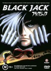 Black Jack on DVD