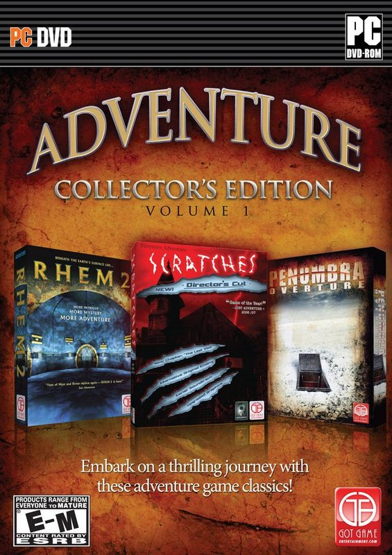 Adventure Collector's Edition Volume 1 for PC Games