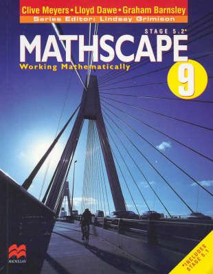 Mathscape 9: Working Mathematically by Clive Meyers