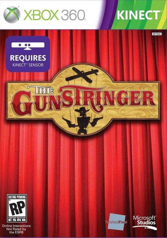 The Gunstringer for X360