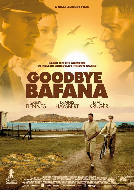 Goodbye Bafana on DVD