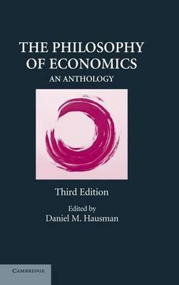 The Philosophy of Economics by Daniel M. Hausman image