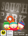 South Park - The Complete 1st Season (3 Disc Box Set) on DVD