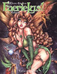 Faerielust: Volume 1 by Melanie Fersko image