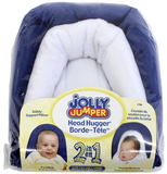 Jolly Jumper 2 in 1 Terry Head Hugger - Navy Blue/White