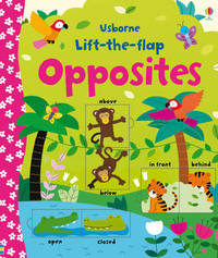 Lift-the-flap Opposites by Felicity Brooks