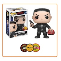 Marvel - Punisher (Daredevil) Pop! Vinyl Figure (with a chance for a Chase version!) image