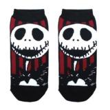 Disney: Jack Skellington (Red x Black) - Ladies Socks