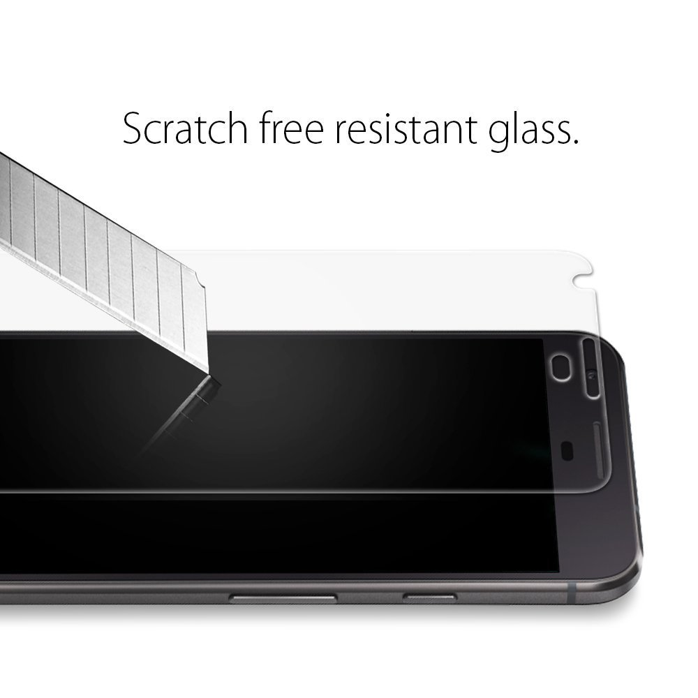 Spigen: Google Pixel XL - Premium Tempered Glass Screen Protector image