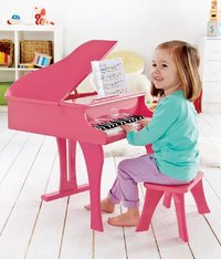Hape: Happy Grand Piano - Pink