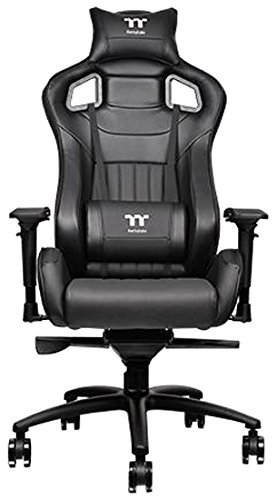 Thermaltake Gaming Chair X Fit Black - TT Premium Edition for