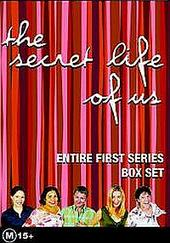 Secret Life Of Us - Complete First Season (7 Disc Box Set) on DVD