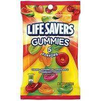 Lifesavers Gummies 5 Flavor 198g