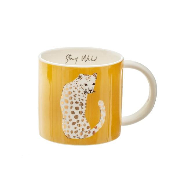 Sass & Belle: Leopard Love Mug