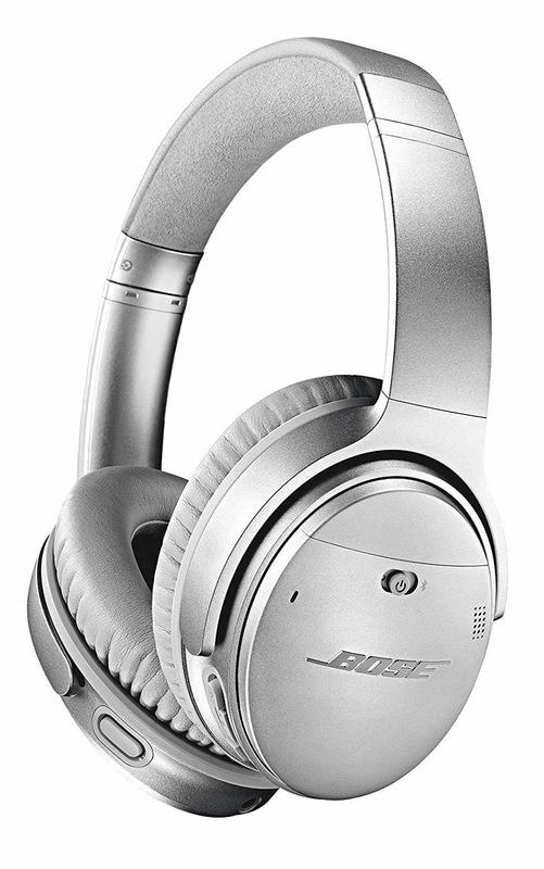 Bose: QC35II QuietComfort 35 II Wireless Headphones - Silver