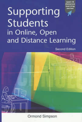 Supporting Students in Online, Open and Distance Learning by Ormond Simpson image